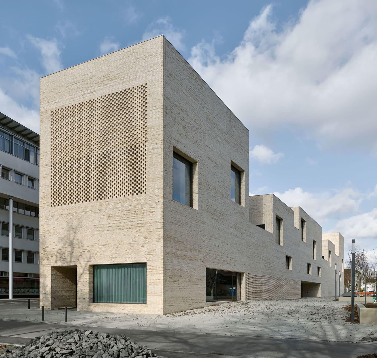 Max Dudler | Architect van Panorama Brussel